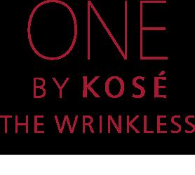ONE BY KOSÉ THE WRINKLESS シワを改善する